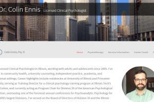 Portfolio for customize-wordpress-html-css-issue