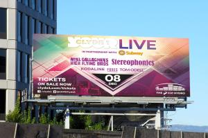 Portfolio for Banners / Outdoor Advertising