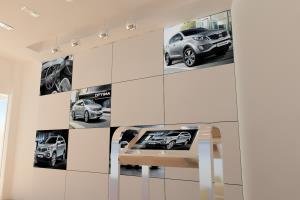Portfolio for Commercial Interior Design