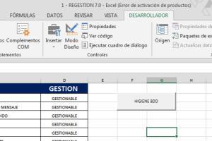 Portfolio for Programacion y desarrollo en EXCEL y VBA