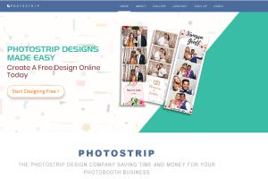 Portfolio for Online Photo Editor