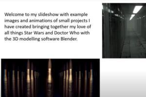 Portfolio for Image or Video CGI