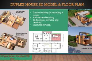 Portfolio for Architectural exterior/interior render.