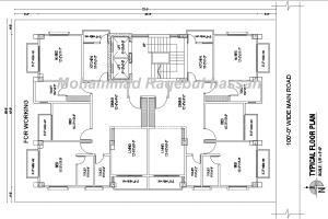 Portfolio for 2d Drafting Drawings In Autocad