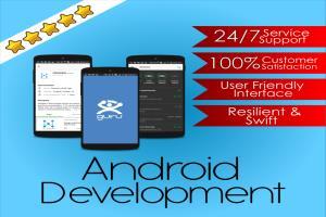Portfolio for Professional Android App Development