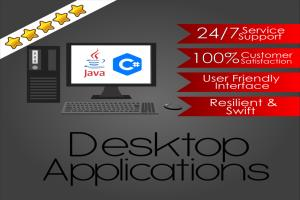 Portfolio for Professional Desktop Applications