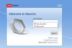 Portfolio for Maximo Techno-Functional services