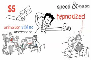 Portfolio for WhiteBoard Animation Video