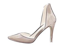 Portfolio for Shoe Designer