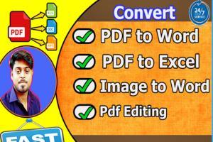 Portfolio for File Converstion Expert