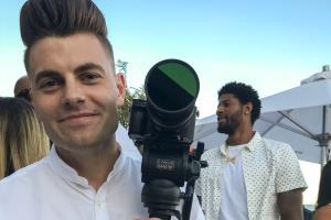 Portfolio for Camera Operator