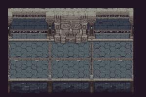 Portfolio for Pixel game art
