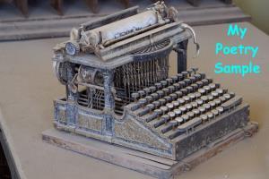 Portfolio for Poetry and Lyrics Writing