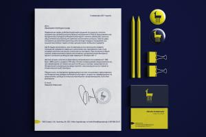 Portfolio for Corporate Identity