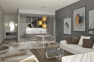 Portfolio for Interior design projects