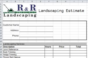 Portfolio for Data Entry, Spreadsheets, Presentations