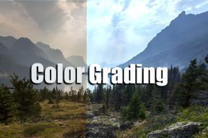 Portfolio for Color Grading of your Videos