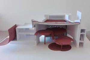 Portfolio for Architecture, design, graphics