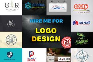 Portfolio for Modern Creative Business  Logo