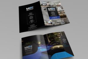 Portfolio for I will design the best  Brochure/Catalog