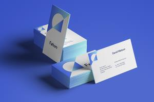 Portfolio for Business Cards