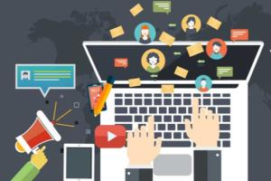 Portfolio for Social Media Marketing & Managing