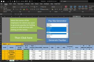 Portfolio for Excel VBA/Macros Developer/Consultant
