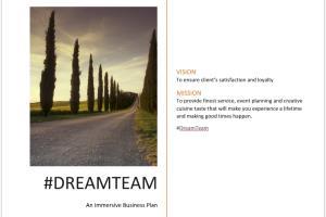 Portfolio for Business & Marketing Planning