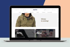 Aprika Online Store