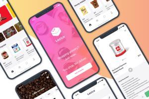 Lazica Mobile App