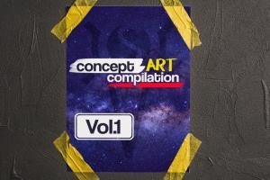 Portfolio for 2D Graphic Artist and Illustrator