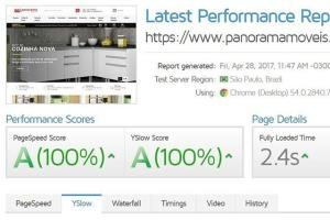 Portfolio for Web Performance Enhancement