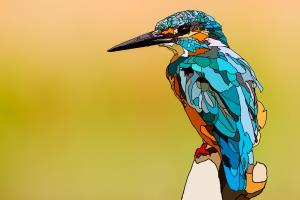 Portfolio for Convert Photo into Digital Painting