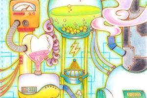 Portfolio for Colorful Illustration/Drawing
