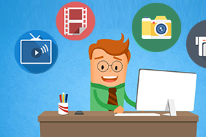Portfolio for Animation Video Editing.
