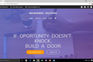 Portfolio for Web designer- Wordpress - Photoshop