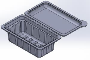 Food Packaging Container Design