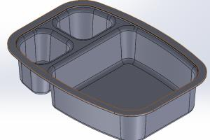 Food Packaging Container Design 2