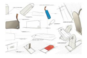 Portfolio for Sketching