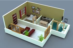 Portfolio for 3D artist and All Photoshop works