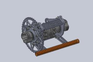 Portfolio for Mechanical Engineer   CAD Designer   AUT