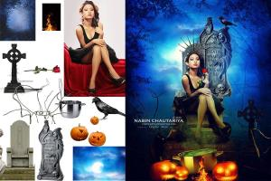 Portfolio for photo retouch & photo editing