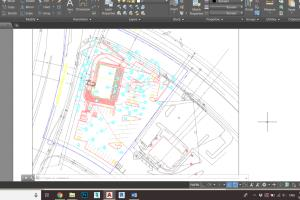 Portfolio for 2D and Autocad