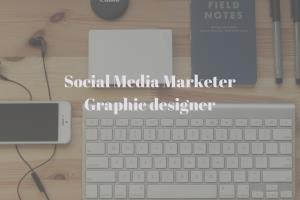 Portfolio for Social Media Marketer