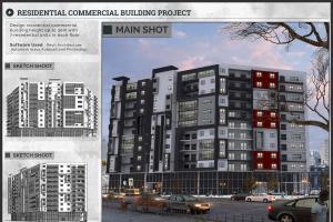 Portfolio for 2d & 3d Modeling & Arcitectural Design
