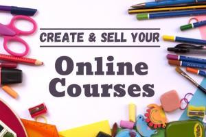 Portfolio for lms courses selling website