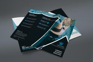 Portfolio for Top Class Brochure Or Flyer