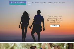 Portfolio for Web/Landing page design