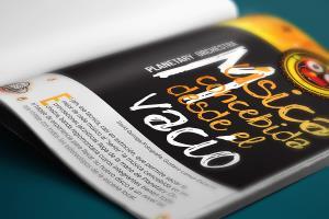 Portfolio for Graphic Editorial Designer