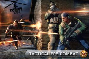 Portfolio for Combat Squad - Online FPS
